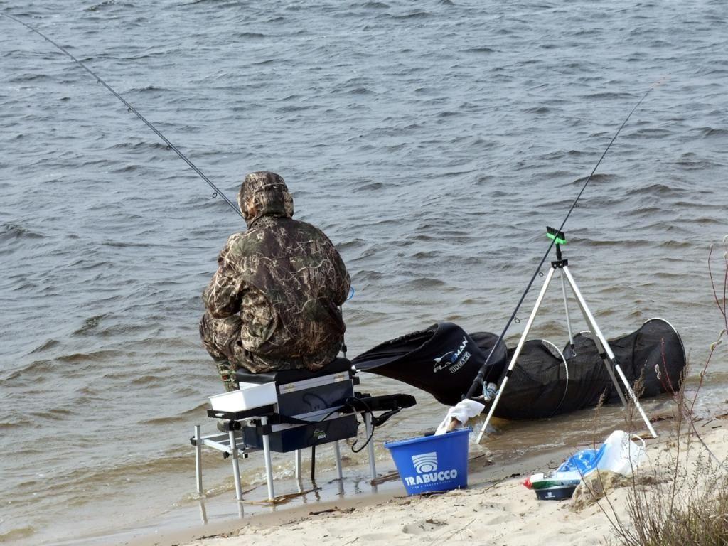 15 и 16 августа пройдет открытый 2-х дневный турнир по рыбной ловле на фидер.