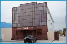 Отель  Стрелец в Краснодаре