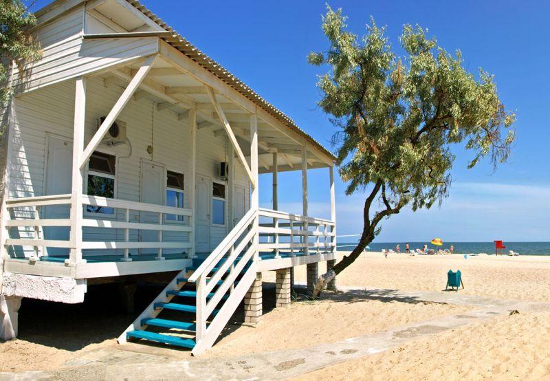 Домик в остров Сели у моря недорого