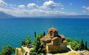 охрид македония