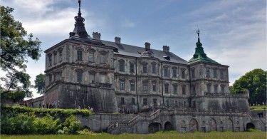 подгорецкий замок украина