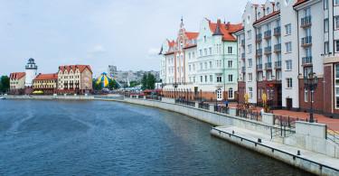 Туры в Калиниград