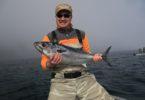 Морская рыбалка в Чили